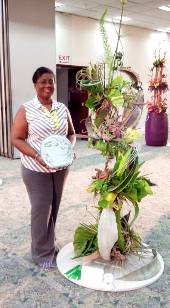 AFAA Sponsored Prize Winner WAFA Barbados 2017