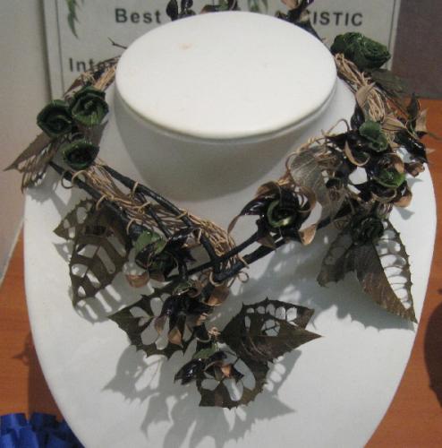 necklace desiree tenni